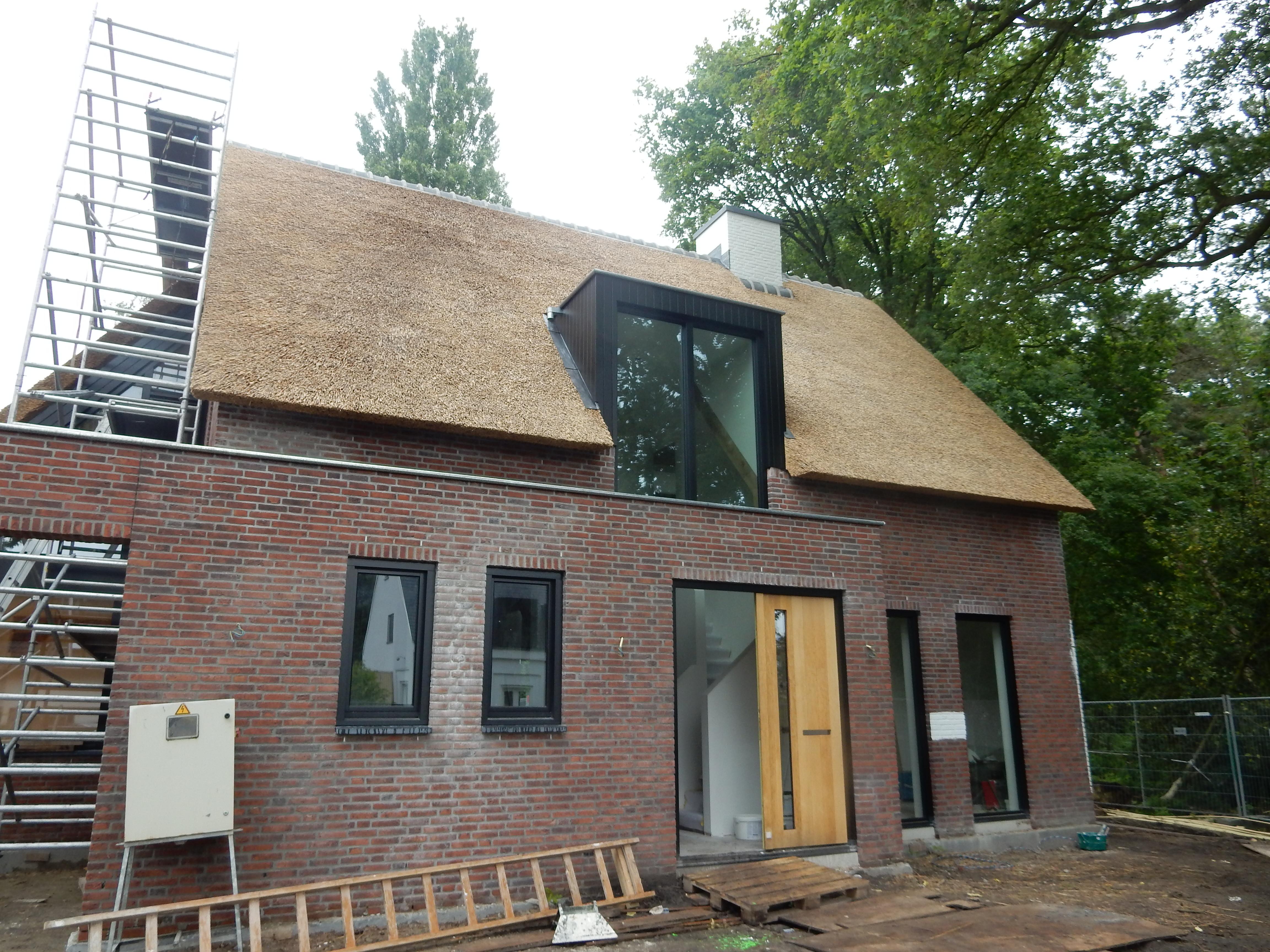 Nieuwbouw Villa Ulvenhout
